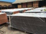 La madera contrachapada hecha frente película WBP/infante de marina de la construcción/recicla la madera contrachapada (álamo, Combi, la base del abedul)