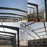 Edifícios claros da oficina do metal da construção de aço da construção para a venda