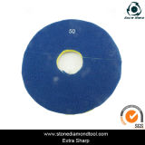 Сгустите 10mm Floor Grinder Resin Bond Polishing Abrasive Disc