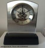 Reloj esquelético de la tabla del metal de la alta calidad K8066