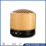Terug naar de Oude Retro Mini288f Houten Draadloze Spreker Bluetooth van het Bamboe
