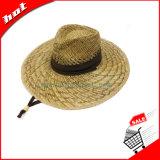 [سون] قبعة [سترو هت] غور تبن إستعجال سفريّ قبعة
