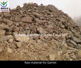 Het zandstralen van Granaat