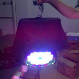 Coperchio di nylon della pioggia per l'indicatore luminoso di PARITÀ della fase LED