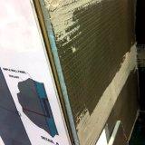 Coated ткань стеклоткани PU зеленого цвета