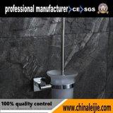 Fournisseur sanitaire de support de balai de toilette d'acier inoxydable