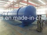 国際規格の木製のさび止めの処置タンク