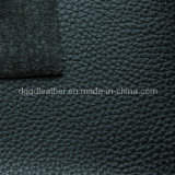 Imitation Cuir en cuir véritable Semi-PU Meubles en cuir (QDL-1211A)