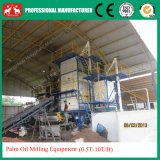 2016 1t-20t/H Plam Oil Processing, Pressing Equipment