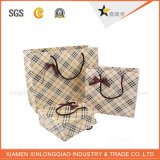 Qualitäts-Weihnachtsbrown-Papierbeutel mit Griff