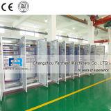 El panel de control eléctrico del molino de alimentación encajona el equipo para la venta