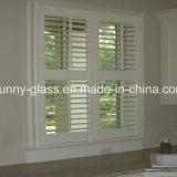 Windowsのためのルーバーガラス、Shutterssのガラスストリップまたはドア