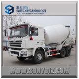 Shacman F3000 6X4 Concrete Mixer Truck