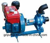 """bomba de agua de la eficacia alta 3 """" 4HP con el motor diesel Z170f/CB80-80-125z"""