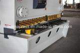 Резать CNC алюминиевого автомата для резки CNC гидровлический (QC12Y-6*5000)