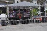 Stadium van het Stadium van de Activiteit van het Stadium van de Legering van het aluminium het Mobiele Compacte Aangepaste Openlucht