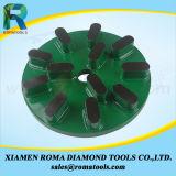 Диски диаманта Romatools меля для меля пола