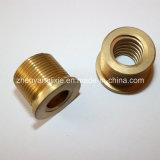 Piezas de cobre amarillo de Presicion de China