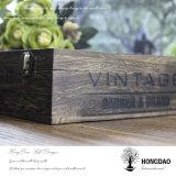 Hongdao Geschenk-Kasten-Wein-Kasten-hölzerner Kasten auf Promotion_F