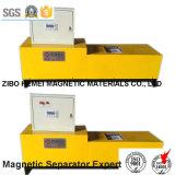 Separatore magnetico -0 della polvere asciutta automatica