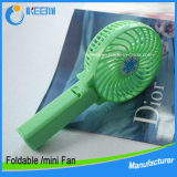 Ventilateur promotionnel Fan Hand Plastic Mini Fan pour cadeau