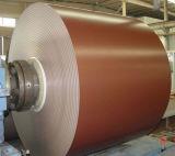 La calidad primera prepintó la bobina de acero galvanizada, hoja revestida del color de Matt