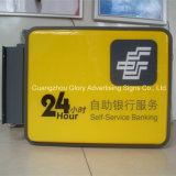 Factory Wholesale 3D LED Publicité Light Box for Shop