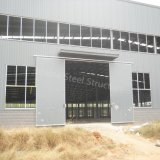 Конструкция стальной структуры для мастерской и пакгауза
