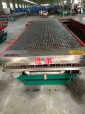 FRP Ineinander greifen-Gitter-kratzende Maschine