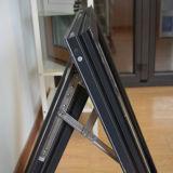Finestra termica di alluminio della tenda di profilo della rottura di Andoized di alta qualità