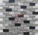 Het moderne Gemengde Mozaïek van het Ontwerp Aluminium voor de Decoratie van de Muur (CFA107)