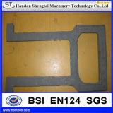 DIN19555プラスチックステンレス鋼のマンホールのステップ