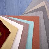 Panel de cemento sonido de aislamiento de fibra de madera de grano de China, el suministro de madera panel de revestimiento, paneles de revestimiento exterior