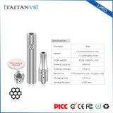 De mini Toebehoren van de Patronen van Vape van de Was van de Aanpassing 300mAh van het Voltage van de Pen van de Verstuiver van de Was