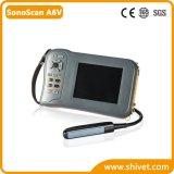 獣医の手持ち型の多目的な超音波機械(SonoScan A6V)