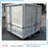 Precio del tanque de agua de la fibra de vidrio GRP FRP para el tratamiento de aguas