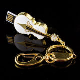 Bijoux Mini-guitare Memory Stick Pen Drive USB Flash Drive