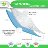 Protezione del materasso - acari & allergeni della polvere dei blocchi