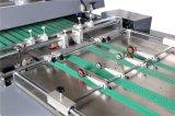 자동적인 박판으로 만드는 기계는 머물고 필름 박판으로 만드는 Windows 필름과 결합했다 (XJFMKC-120L)