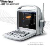 Preiswerter 3D 4D klinischer beweglicher Ultraschall-Scanner für Fetals Herz