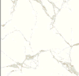 Azulejos de suelo de cerámica blancos estupendos de entarimado de la calidad 600X600 del azulejo Polished agradable de la porcelana