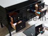 安い価格の現代純木の家具の浴室用キャビネットの虚栄心(ACS1-W69)