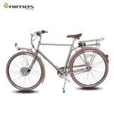 bici eléctrica ligera de la ciudad de las señoras de la ciudad 700c