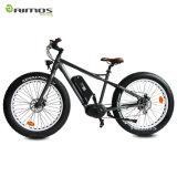 2017 bici elettrica della sospensione della METÀ DI dell'azionamento di Bafang del motore 350W montagna grassa piena della gomma