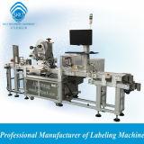 Máquina de etiquetas de alta velocidade dos Tag da roupa com dispositivo de paginação