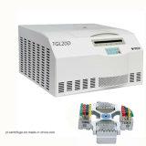 Centrifugeuse frigorifiée universelle élevée et à vitesse réduite de recouvrement médical (TGL20D)