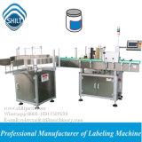 Máquina de etiquetado redonda automática de las latas para el alimento