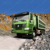 Sinotruk HOWOのダンプLHD 336/371HPのダンプトラックの使用されたトラック