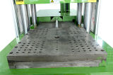 Машина впрыски высокой эффективности вертикальная пластичная отливая в форму с одиночной сползая таблицей