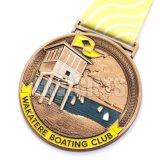 昇進のギフトの一等級の標準的で旧式な銅の多種多様な金属の競争のレプリカは金属の名誉勲章を与える